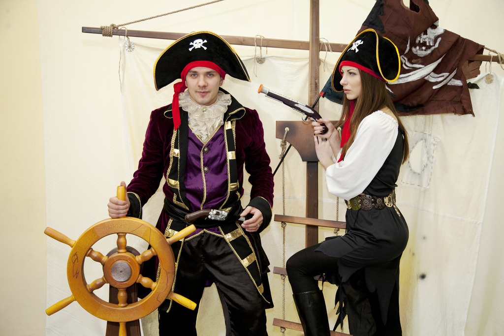 Пираты аниматоры