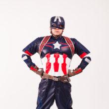 Капитан Америка Аниматор
